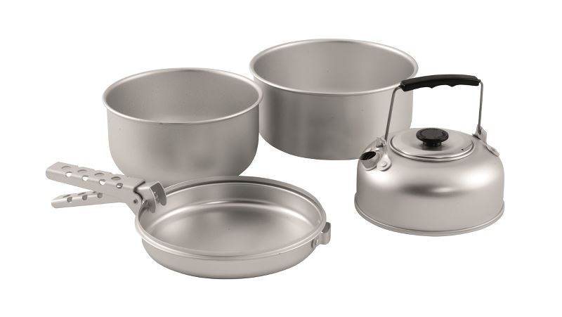 Easycamp Adventure Cook Set S