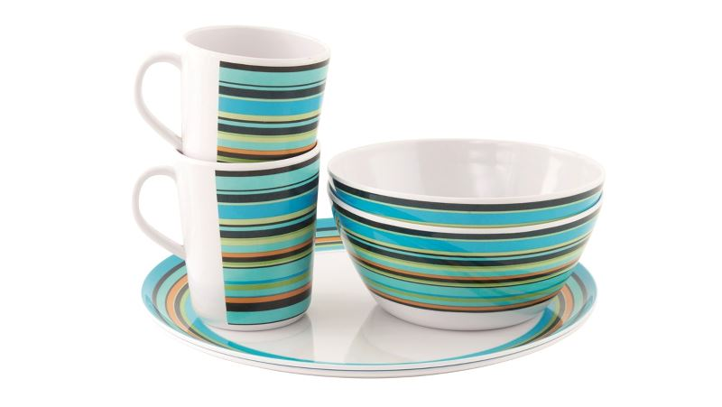 Easycamp Java Melamine Set 2 Persons