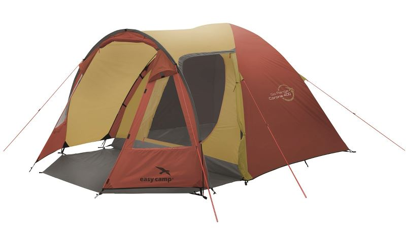 Easycamp Corona 400 Gold Red
