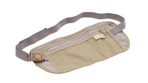 Money Belt Two Pockets