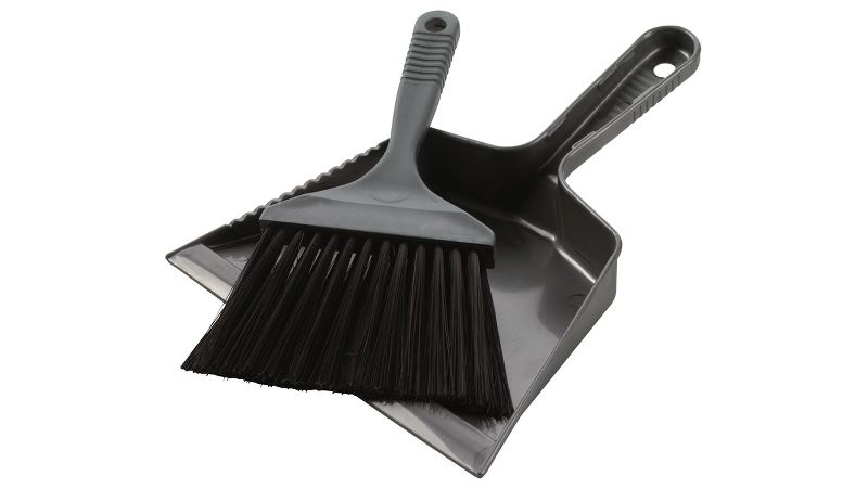 Easycamp Dustpan and Brush