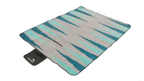 Backgammon picnic rug