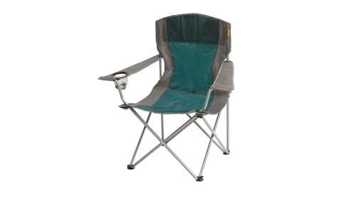 Arm Chair Petrol Blue