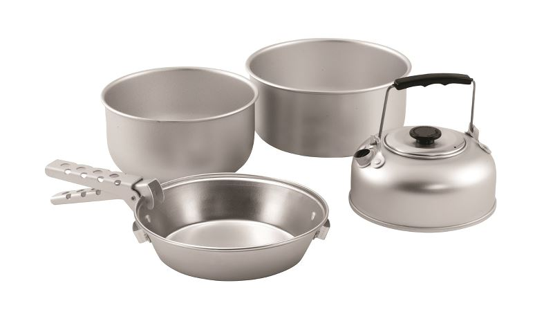 Easycamp Adventure Cook Set L